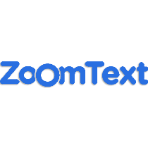 The Zoomtext Logo